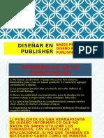 Diseñar en Publisher