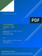 1_Presentación Gestión Integral Del Riesgo