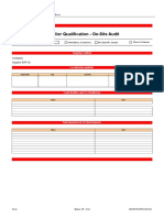 Oerlikon Checklist 2012