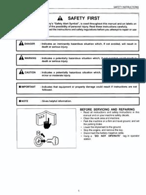 Kubota Zd221 Service Manual   Motor Oil   Screw