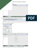 Tutorial Input Data Dari Koordinat