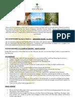 Accountant Job Opportunty at Makunudu Island