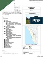 Palakkad District - Wikipedia, The Free Encyclopedia