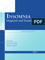 Insomnia-Diagnosis and Treatment PDF (Apr 27, 2010)_(1420080792)_(CRC Press)