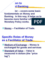 ECN 102 (8), Introduction to Money and Banking