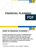 Financial Planning - 1