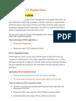 Delhi Dvat Registration Information