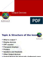 Chapter06 Output Devices2