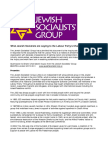 Jewish Socialists' Group Chakrabarti Inquiry submission