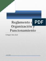 REGLAMENTO DE ORGANIZACIÓN   Y FUNCIONAMIENTO.pdf