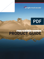 Sand Product Guide -RCS