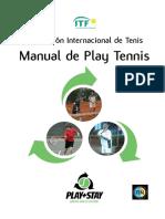 Manual Tenis