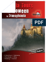 Transylvania Live Dracula Tours and Halloween in Transylvania