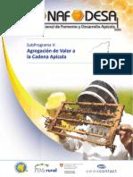 Agregación de Valor a La Cadena Apícola
