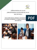 Protocolo Ecev 2016 Nivel Primaria.