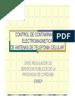 Contaminacion Por Telefonia Celular ERSEP