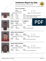 Peoria County Jail Booking Sheet 6/11/2016