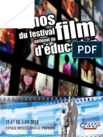 Échos du Festival national du film d'éducation