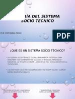 Teoría Del Sistema Socio Técnico