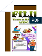 1st Quarter Bulletin  grade V