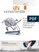 Pain Science Patient and Therapist Workbook January 2015
