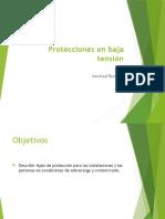 Protecciones - Manfred Reinicke