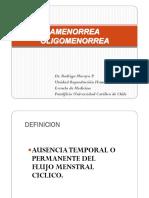 Amenorrea+enfoque+diagnóstico