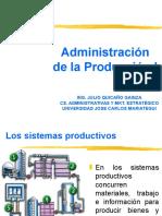 03 DP I Sist Produc, Decisiones Operativas, Estrategias Operativas