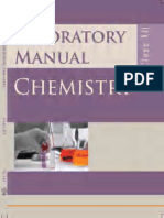 Chemistry Manual
