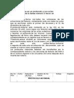 TAREA v Derecho Notarial