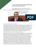 Renato Mazzoncini FS