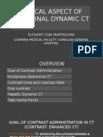 Dynamic Abdominal Ct