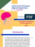 Desarrollo de los procesos psicologicos superiores Vygotski