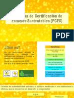 Programa de Certificación de Edificios Sustentables (PCES)