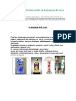 13749197 Manual de Lamparas de Lava