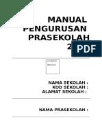 Manual  Pengurusan Prasekolah 2016.docx