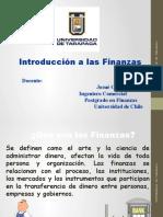 1)Introduccion a Las Finanzas