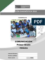 1 Cuadernillo-2 Comunicacion Primaria