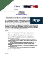 Doctors List