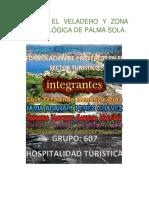 PARQUE EL VELADERO Y ZONA ARQUEOLÓGICA DE PALMA SOLA (ACAPULCO)