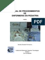 Procedimientos en Enfermeria en Pediatria