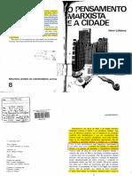 1. LEFEBVRE, Henri. O Pensamento Marxista e a Cidade (Livro)