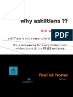 Why Askiitians