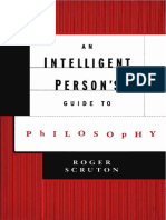 Intelligent Person's Guide to Philosophy
