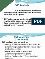 Pertemuan 5 6 Cvp Performance Evaluation