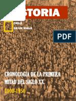 Cronologia+1900-1950