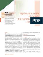 188 CIENCIA Diagnostico Bacterias Frecuentes