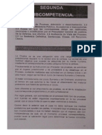 II Parcial Procesal Penal