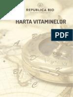 Republica BIO Harta Vitaminelor