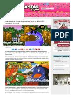 Sábado de Gaming_ Super Mario World 2_ Yoshi's Island _ Sopitas